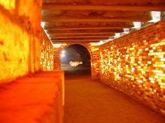 A Splendid View inside the Khewra salt mine