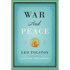 War and Peace- Unlike anything I've ever read, but definitely worth the time and effort.