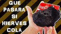 Miren lo que pasa cuando hierves la coca cola - Boil Coke (Experimentar ...
