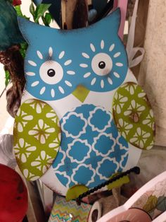 Owl Decor - Hobby Lobby