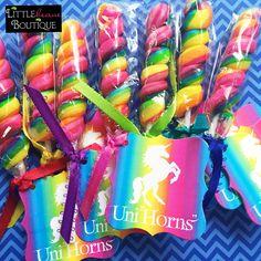 Unicorn favor tags, unicorn stickers,unicorn birthday party, unicorn lollipops, Candy stickers,Children, rainbow favor tags by LittlebeaneBoutique on Etsy https://www.etsy.com/listing/508219979/unicorn-favor-tags-unicorn
