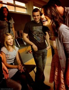 Glee Cast :)