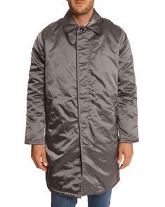 Imperméable Nylon Taupe OUR LEGACY