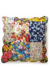 Multi columbia Patch Cushion