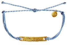 Charm Bracelet - BLUE GREY by VIDA VIDA EMKJyHK