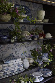 Schumacher Vogue Living Collection Marella