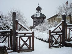 Winter's gate