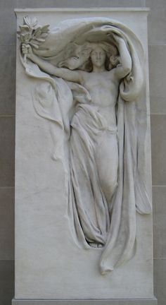 Mourning Victory by Daniel Chester French