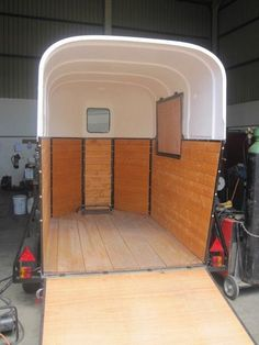 The Little Kitchen catering trailer was built by us, with a little help from our friends.