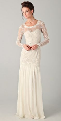 Oh my. I can't get enough of the lace.