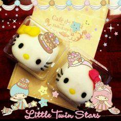 キティちゃんのとってもかわいいスイーツを発見したよ! みんなも身の回りのサンリオキャラクターの写真をWhatIfCameraでお友達とシェアしよう♡   Look what I found!! These Hello Kitty sweets are so cute! Look around you and find more Sanrio characters in the places you would least expect♡  Photo taken by hiro on WhatIfCamera Join WhatIfCamera now :)   For iOS:   https://itunes.apple.com/app/nakayoshimoshimokamera/id529446620?mt=8   For Android :   https://play.google.com/store/apps/details?id=jp.co.aitia.whatifcamera    Follow me on Twitter :)…
