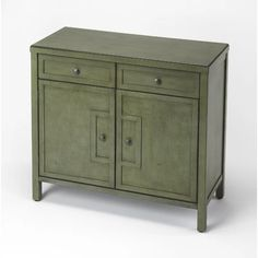 Bay Isle Home Puttenham 2 Door Accent Cabinet & Reviews | Wayfair Consoles, Console Cabinet, Accent Chest, Throw In The Towel, Wood Drawers, Cabinet Colors, Accent Furniture, Hooker Furniture, Loft Furniture