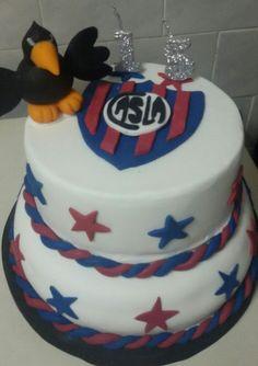 tortas con la camiseta de san lorenzo - Buscar con Google