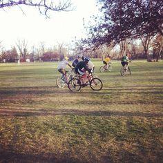 Mountain Bike Polo!!  #OnlyInBoulder  ...  #Boulder  #Colorado