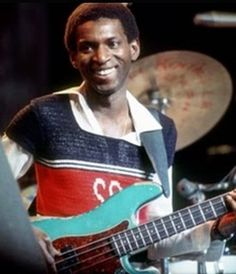 """Willie Weeks, one bad-ass bass player. Check out his solo on """"Voices Inside"""" from the Donny Hathaway Live album."""