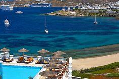 Greece-Mykonos-Grand Beach Hotel