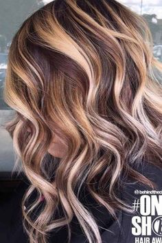 Inspiring Short Ombre Hair Color - New Hair Cut Brown Ombre Hair, Brown Hair Balayage, Brown Hair With Highlights, Ombre Hair Color, Blonde Balayage, Hair Color Caramel, Caramel Balayage, Cute Hairstyles For Short Hair, Short Hair Cuts
