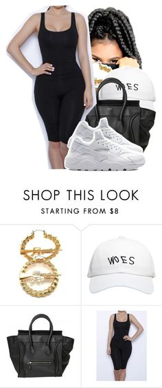 """1329"" by ashley-mundoe ❤ liked on Polyvore featuring RIFLE, October's Very Own and NIKE"