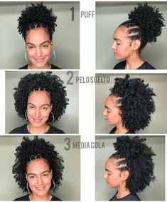 Pin by Rejeanna Gardner on Natural Hair Styles in 2019 Cabello Natural 3c, Pelo Natural, Natural Curls, Twist Hairstyles, African Hairstyles, Hair Growth Pills, Beautiful Black Hair, Natural Hair Inspiration, Natural Hair Journey