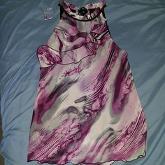 BCX - High Neck Sleeveless Blouse BCX - High Neck Sleeveless Blouse - Size S  Worn a few times before it got lost in my daughter's closet. In great condition. BCX Tops Blouses