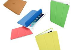 #iPadAir Smart Cases come in lots of colors! http://AppleStoreDeals.com/