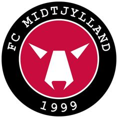 Football Club Midtjylland | Country: Danmark / Denmark. País: Dinamarca | Founded/Fundado: 1999/02/02 | Badge/Crest/Logo/Escudo.