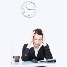 Social Jet Lag Affecting Your Work office