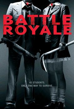 Resultado de imagen de battle royale movie kama