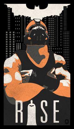 Bane, The Dark Knight Rises - tonight's movie! :)