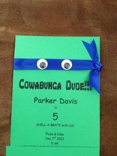 Love the idea but with a thicker ribbon and bigger eyes for invitation cover. This I could manage!!!