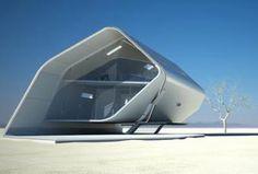 Cool student-designed prefab home