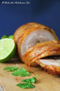 Andalusian auringossa-ruokablogi: Luomupossunkylkeä filippiiniläisittäin