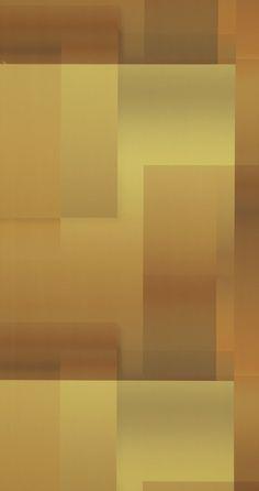 Behang goud Big Pillows, Loft, Wood Detail, Geometric Wallpaper, Bedroom Styles, Brown Wood, Different Colors, Modern Design, Minimalist