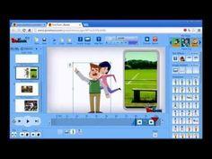 ▶ Manual de Powtoon. Actualizado 2014. Cómo crear presentaciones - YouTube