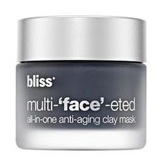 Multi-'Face'-eted All-in-One Anti-Aging Clay Mask