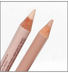 Two nude pencil must haves from Nyx! www.cybelesays.com