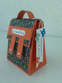 Time4Paper: Zur Einschulung! Back To School Gifts For Teachers, Chocolate Box, Teacher Gifts, Lunch Box, Scrapbook, Mini, Stamping, Boxes, Activities