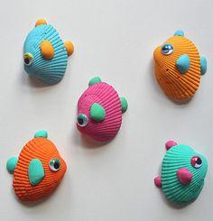 Aimants poisson