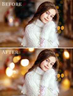 Gold Bokeh - Christmas photo overlays from Brown LeopardBrown Leopard