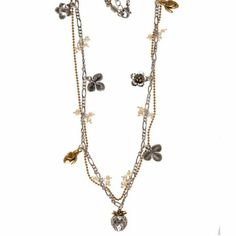 Hultquist Jewellery Strawberry Freshwater Pearls Long Necklace Now £59.50 from Lizzielane.com http://www.lizzielane.com/product/hultquist-jewellery-strawberry-freshwater-pearls-long-necklace/