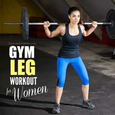 Gym leg workout specifically for women to shape quads, hamstrings, and glutes! Fitness Diet, Fitness Goals, Fitness Motivation, Fitness Challenges, Workout Plan For Women, Ladies Workout, Woman Workout, Gym Video, Best Gym