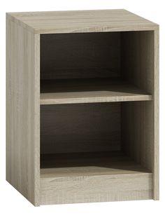#Moderner #Nachttisch:  Minimalistisches #Design: -Sehr gute Qualität -eine neue Art der Beschläge, glatte Oberfläche -mit Montageanleitung   Größe: - Tiefe: 43 cm - Breite: 40 cm - Höhe: 55 cm  Farbe: Eiche Sonoma #Schlafzimmer #wohnzimmer #einrichtungsidee