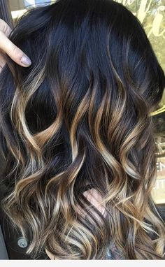 20 Popular Balayage Brown Hair Colors of 2019 - Style My Hairs Hair Color And Cut, Ombre Hair Color, Hair Color Balayage, Bayalage, Haircolor, Brown Blonde Hair, Brunette Hair, Medium Blonde, Medium Hair Styles
