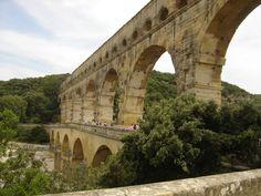 Pont du Gard in Provance France