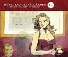 http://www.hotelkungstradgarden.se/   ==      Hotel Kungsträdgården    ==      Välkommen hem till  Hotel Kungsträdgården -  The Kings Garden, ditt hotell i Stockholm City. Öppnar november 2014