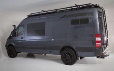 Mercedes Benz Sawtooth 4x4 Touring Van | Gear Catalogue