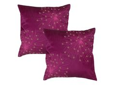 Maze Cushion Cover Purple(Set of 2)  Rs.749.00