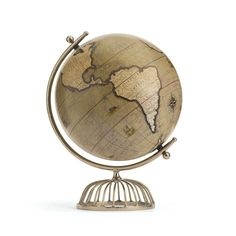 Balboa Globe