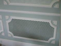 Air vent cover custom