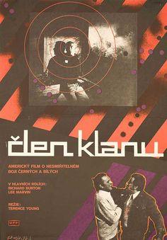 Posteritati - Klansman 1977 Czech Republic A3 (12x17)